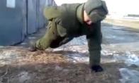 Rusų kariai - antžmogiai