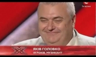Ukrainietis savo balsu šokiruoja X-Factor komisiją