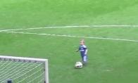 Neeilinių sugebėjimų kylanti futbolo žvaigždė