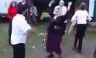 Laukiniai babos šokiai