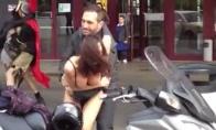 Džiaugsmas vyrų akims - seksualių italių kova