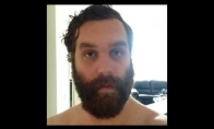 Kaip barzdą skuta tikri vyrai