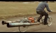 Reaktyvinis dviratis
