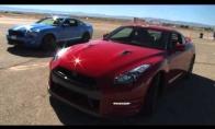 """""""SuperManų"""" kovos - GT R vs Z06 vs GT500"""