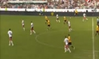 Dirk Nowitzki - prasčiausias futbolininkas pasauly