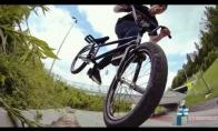 Nerealus BMX triukai