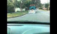 Jis peršoks tą sunkvežimį!