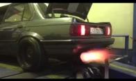BMW E30 M50 - sprogstamasis užtaisas