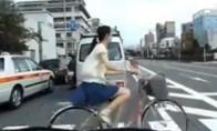 Nevykėlių dviratininkų triukai
