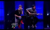 Justin Bieber dainuoja lietuviškai