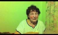 Kai močiutė per žolinę užvalgo anūko sausainių