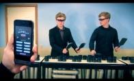 Nuostabus Daft Punk dainos perdirbinis