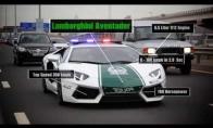 Policijos automobiliai Dubajuje