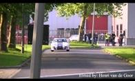 Įspūdinga Porsche 911 avarija ralio metu