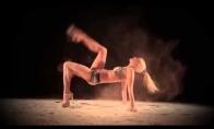 Pasakiškas smėlio šokis