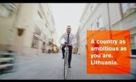 Lietuva - ambicinga šalis
