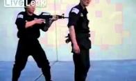 Atimti šautuvą iš priešininko