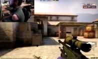 Žmogus be galūnių - Counter Strike profas