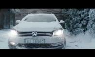 Lietuvoje filmuota Volkswagen reklama