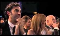 Sacha Baron Cohen benefisas apdovanojimų metu