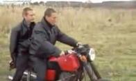 Rusijos baikerių klano pasididžiavimas