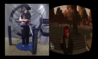GTA V virtualioje realybėje