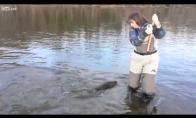 Kaip žvejoja moterys...
