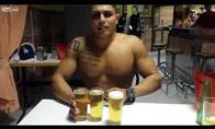 Seksius nesusitvarko su 3 stiklinėm alaus
