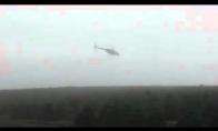 Kaip Kalėdoms ruošiasi sraigtasparnių pilotai