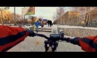 Rusai moka džiaugtis žiema