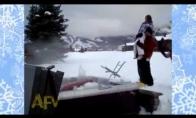 Skirtingi būdai nužudyti sniego senius