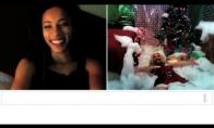 Seksualiausias Kalėdinis klipas