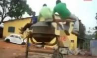 Statybininkų karuselė