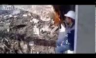 Kai statybose nėra žiebtuvielio