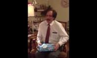 Nuoširdžiausias Kalėdinis džiaugsmas