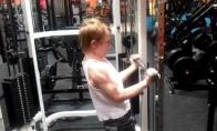 Stipriausias vaikas pasaulyje