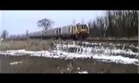 Traukinio mašinisto avantiūra