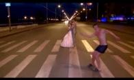 Geriausias vestuvių kadras