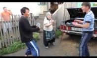 Amžinai jauna močiutė