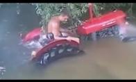 Nevykėlių traktoristų rinkinukas