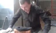 Statybininkų linksmybės Rusijoje
