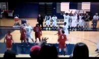Kilniausias krepšininkų poelgis
