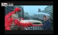 Debiliškiausių japoniškų filmų ištraukos