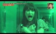 Japoniškas vaiduoklis užstrigusiame lifte