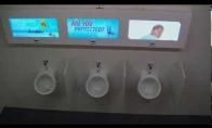 Pragariškas vyrų tualetas