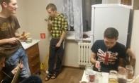 Virtuvinis Tokijo driftas