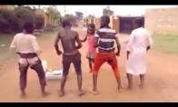 Šokių kova Afrikoje