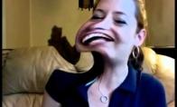Kai panelės išmoksta naudotis web-kamera