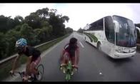 124km/h greičiu su dviračiais
