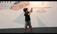 Šešiametis Yo-Yo meistras